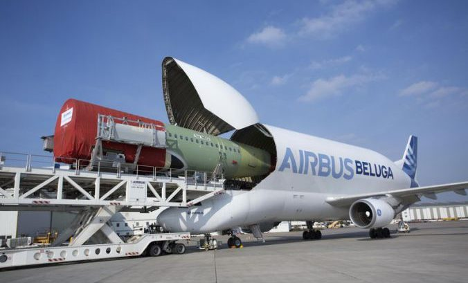 Airplane transport